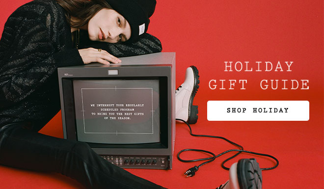 HOLIDAY GIFT GUIDE - SHOP HOLIDAY