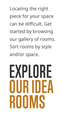Explore hundreds of idea rooms!