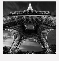 Paris Eiffel Tower by Scott Stulberg