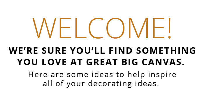 Welcome to Great BIG Canvas!