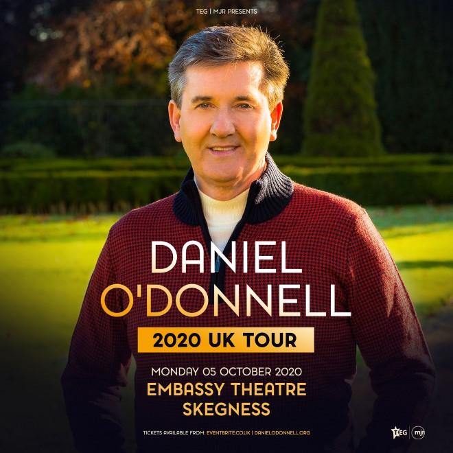 Daniel O'' Donnell