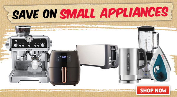 Savings on Small Appliances