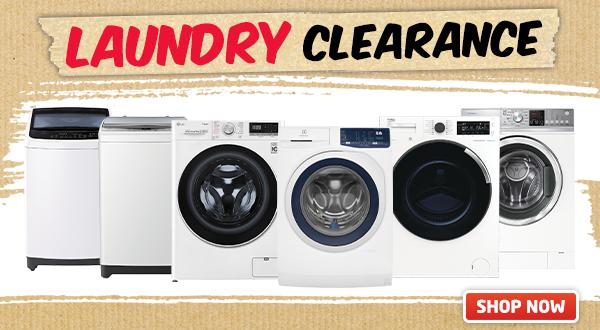 Savings on Laundry