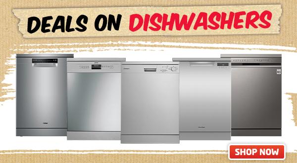Deals on Dishwashers