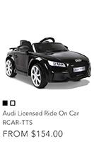 Audi Licensed Ride On Car