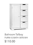 Bathroom Tallboy