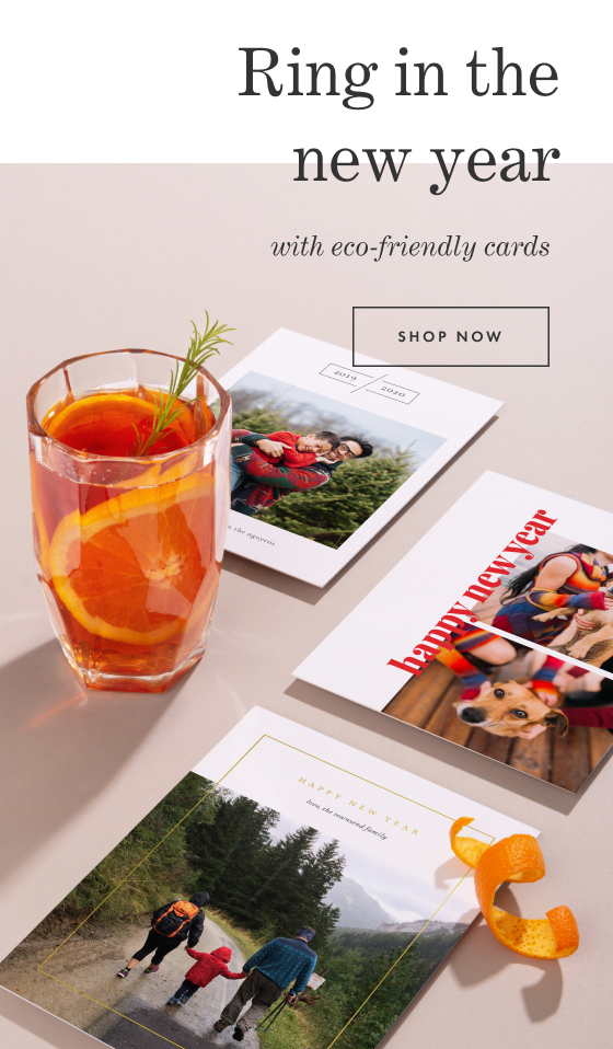 40% off New Year Cards
