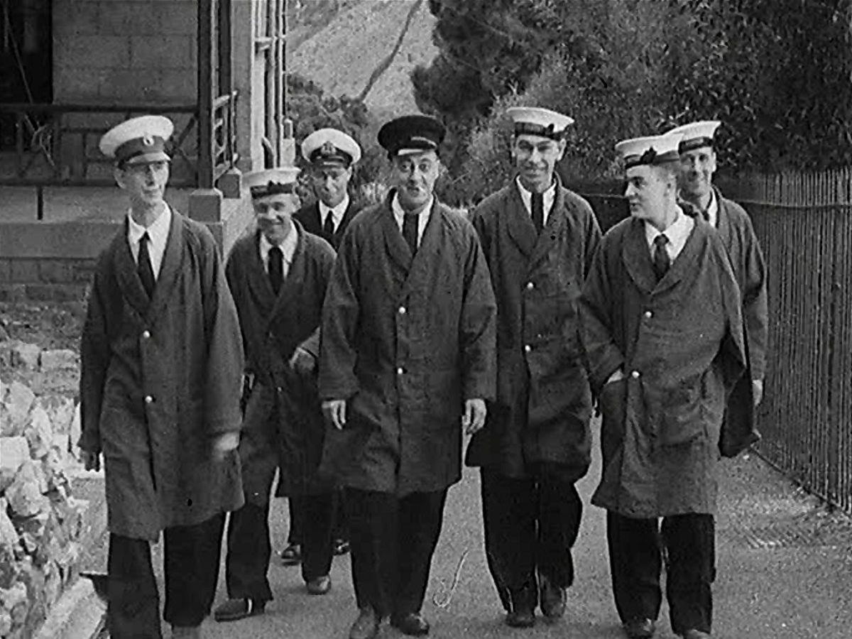River Plate Sailors