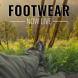 Footwear now live