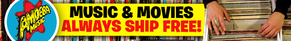 Music & Movies Always Ship Free!