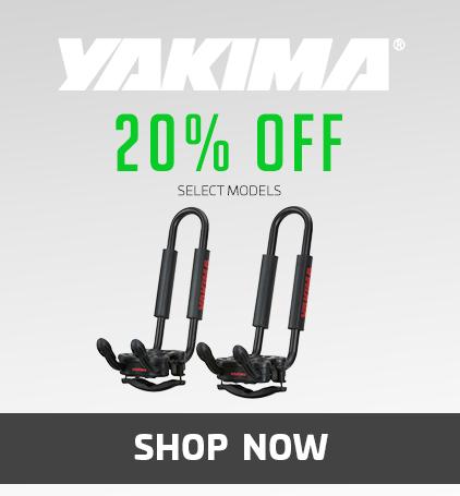 20% Off Yakima
