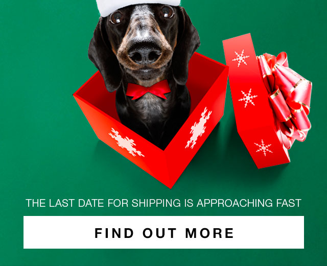 Have a look at our shipping dates