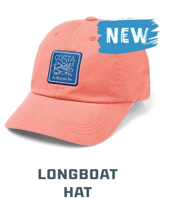 Longboat Hat