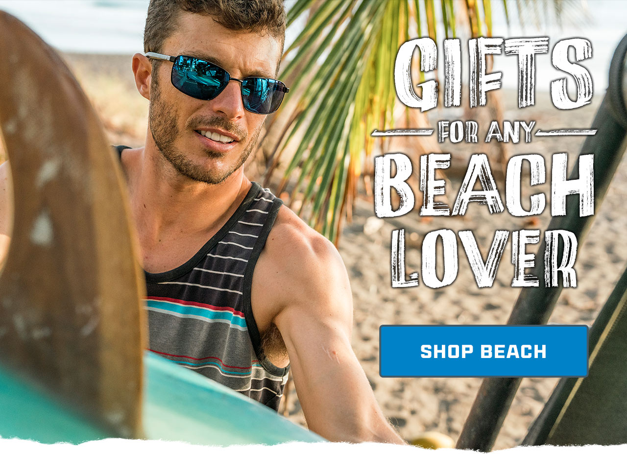 Gifts for your beach lover