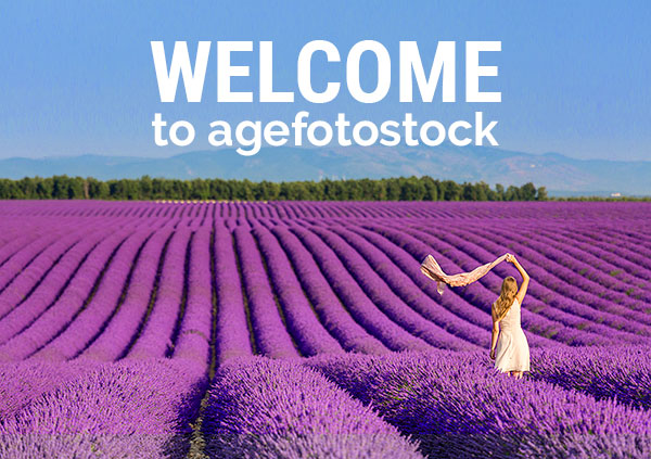 WELCOME to agefotostock