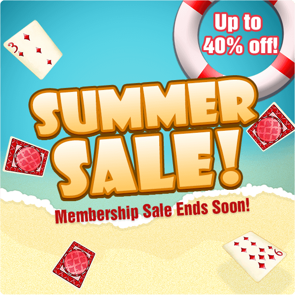 Summer Sale Sale up to 40% off Plus memberships