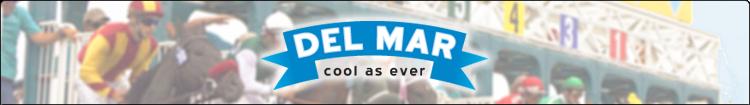 Del Mar Racing Logo