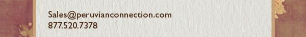 Sales@peruvianconnection.com