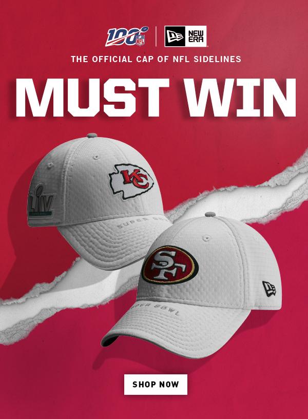 SHOP NOW | Super Bowl LIV Side Line