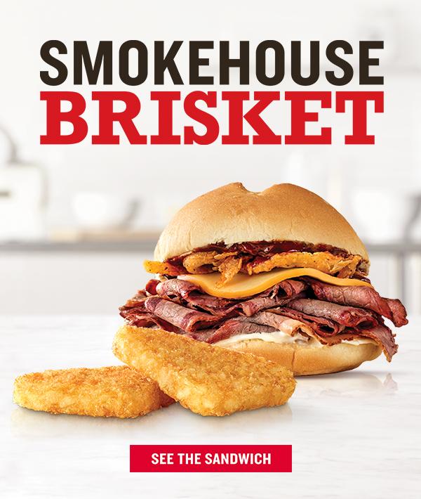 Smokehouse Brisket         See The Sandwich