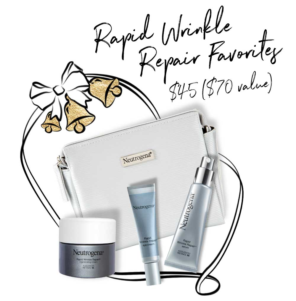 Rapid Wrinkle Repair Favorites: $45 ($70 value)