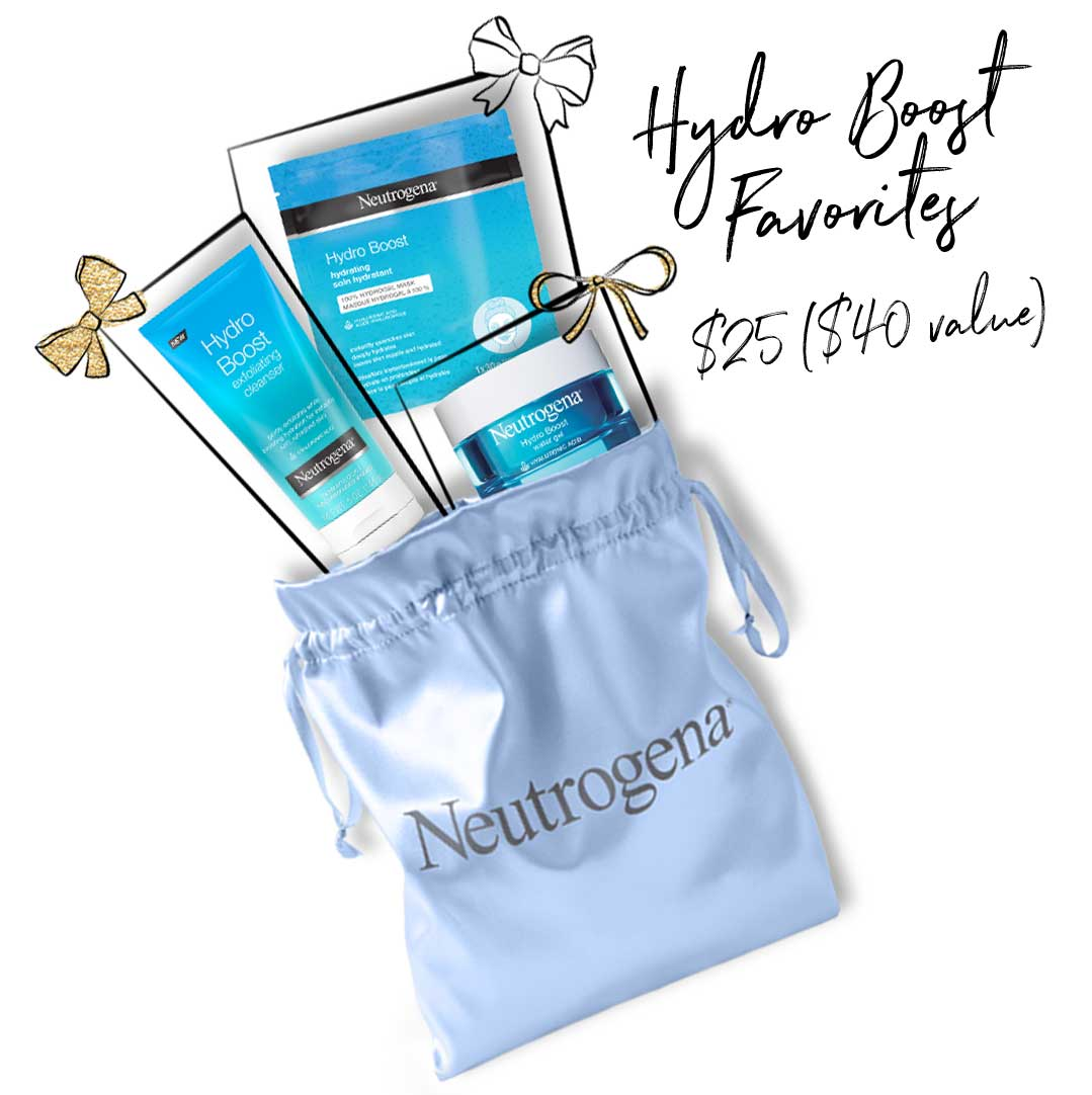 Hydro Boost Favorites: $25 ($40 value)