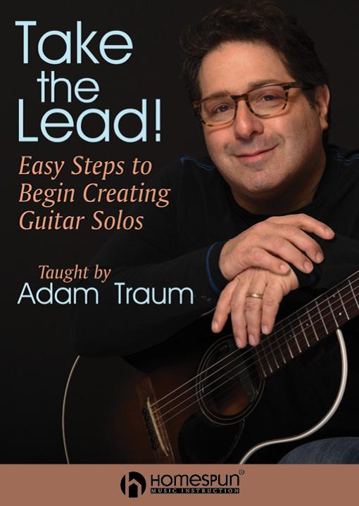 Adam Traum - Take the Lead