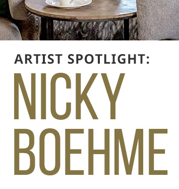 Artist Spotlight: Nicky Boehme