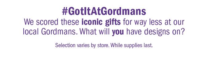 #Gotitgordmans