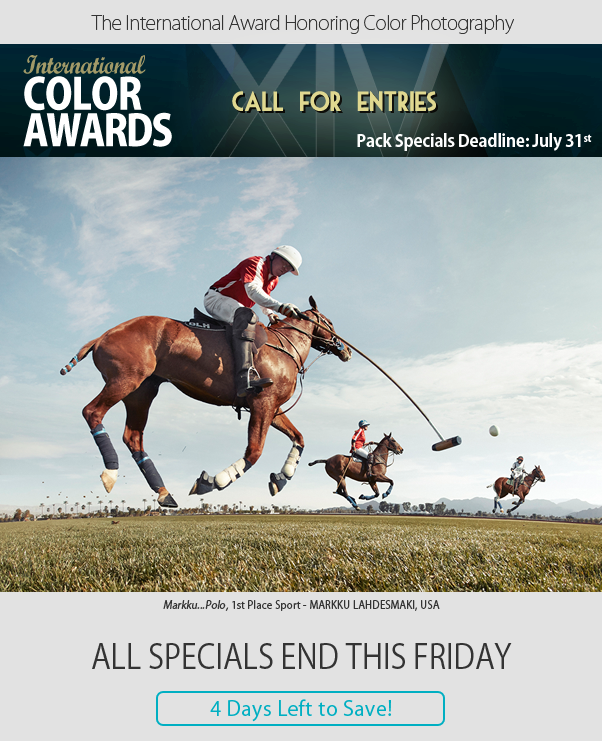 All Specials ends this Friday - 4 Days Left to Save!