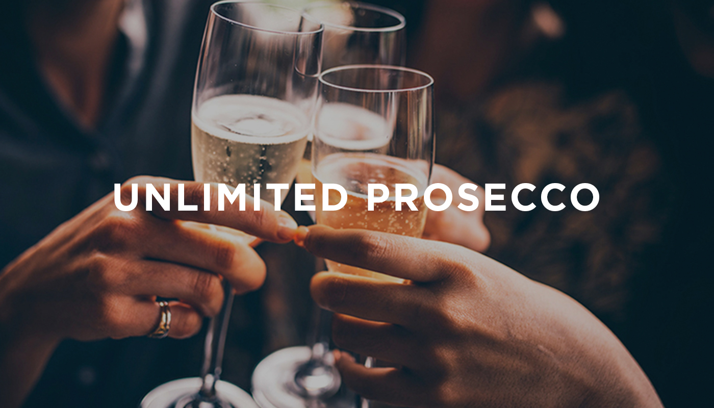 Unlimited Prosecco