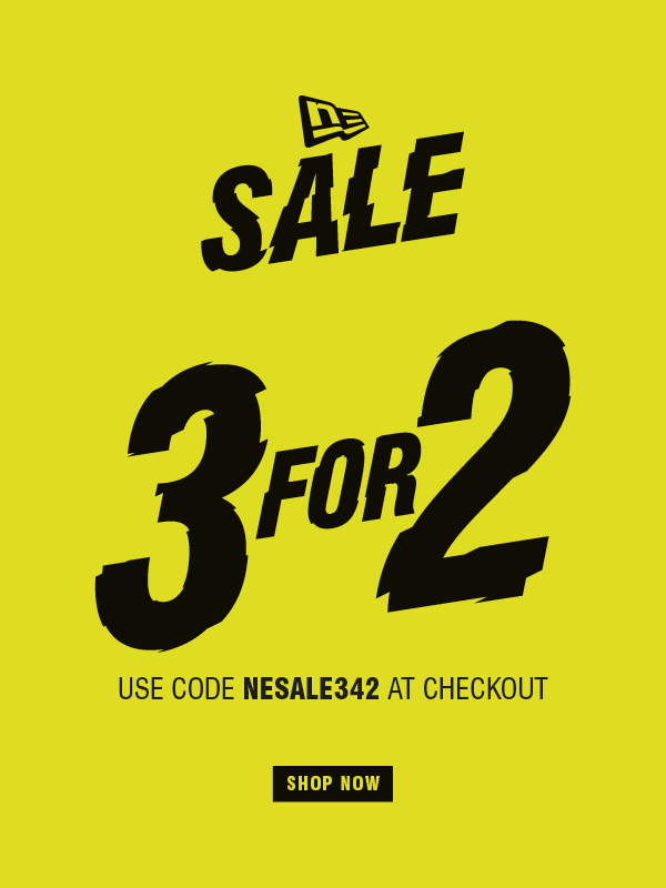 3 For 2 On Our End Of Season Sale