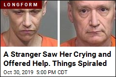 A Stranger Saw Her Crying and Offered Help. Things Spiraled