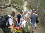 trail rescue
