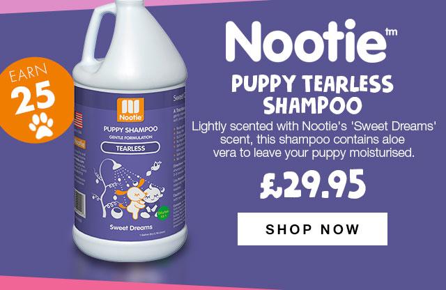 Shop Nootie Puppy Tearless Shampoo