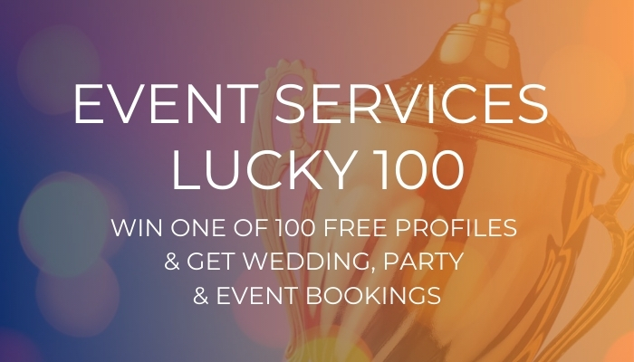 Event Services Free Prize Draw
