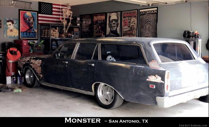 Monster - San Antonio, TX