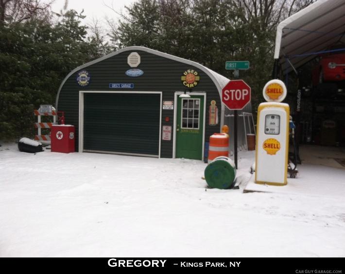 Gregory - Kings Park, NY