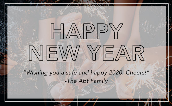 Happy New Year from Abt