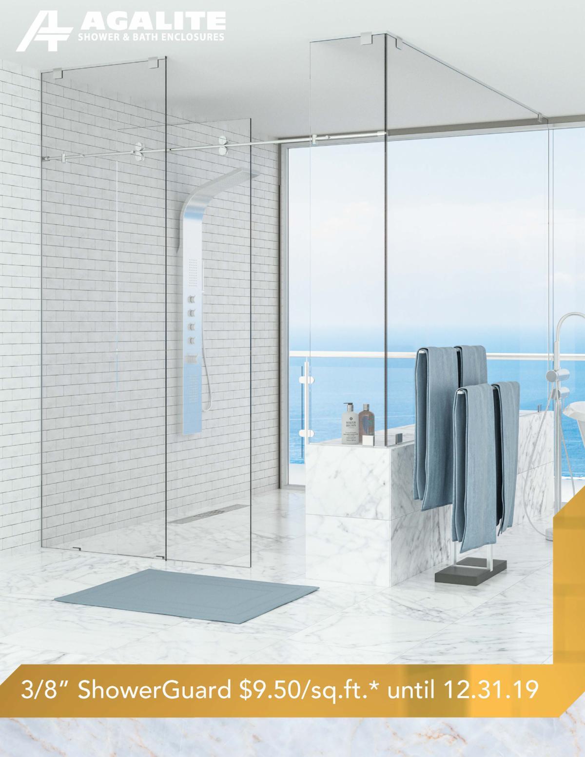 Agalite ShowerGuard Promo