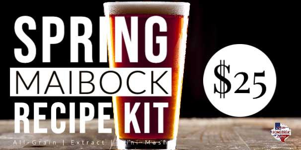 Spring Maibock $25