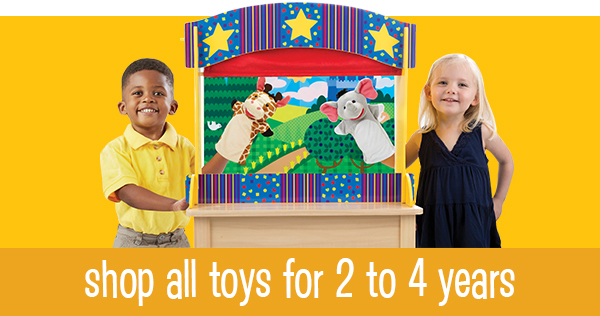 shop all toys for 2-4 years