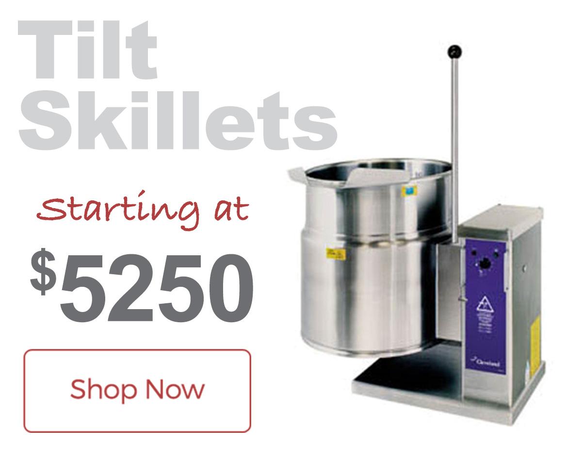Shop Cleveland Range Tilt Skillets