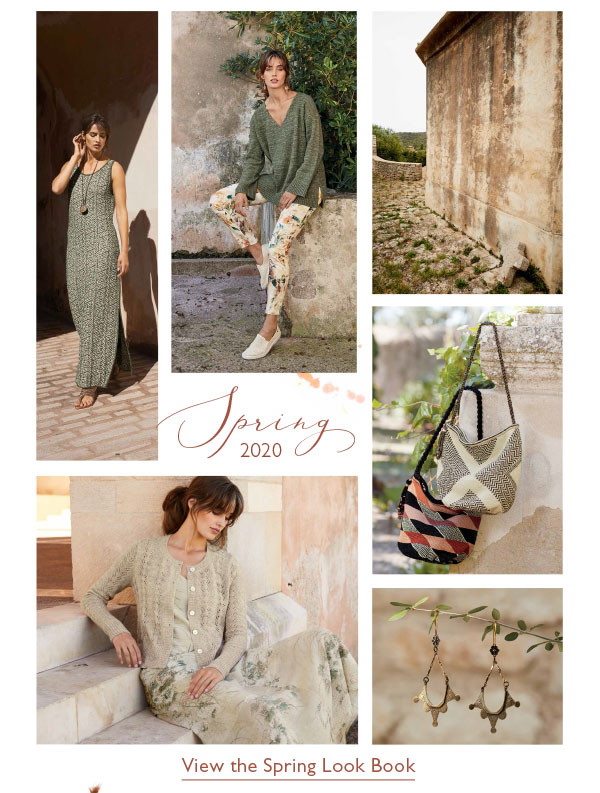View the Spring Look Book