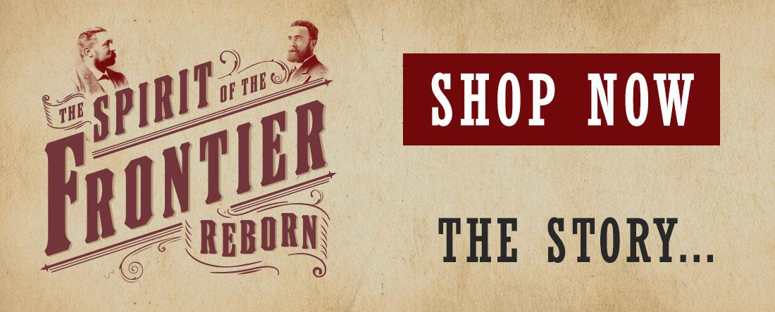 The Spirit of the Frontier Reborn, visit: Beringer.com/brothers