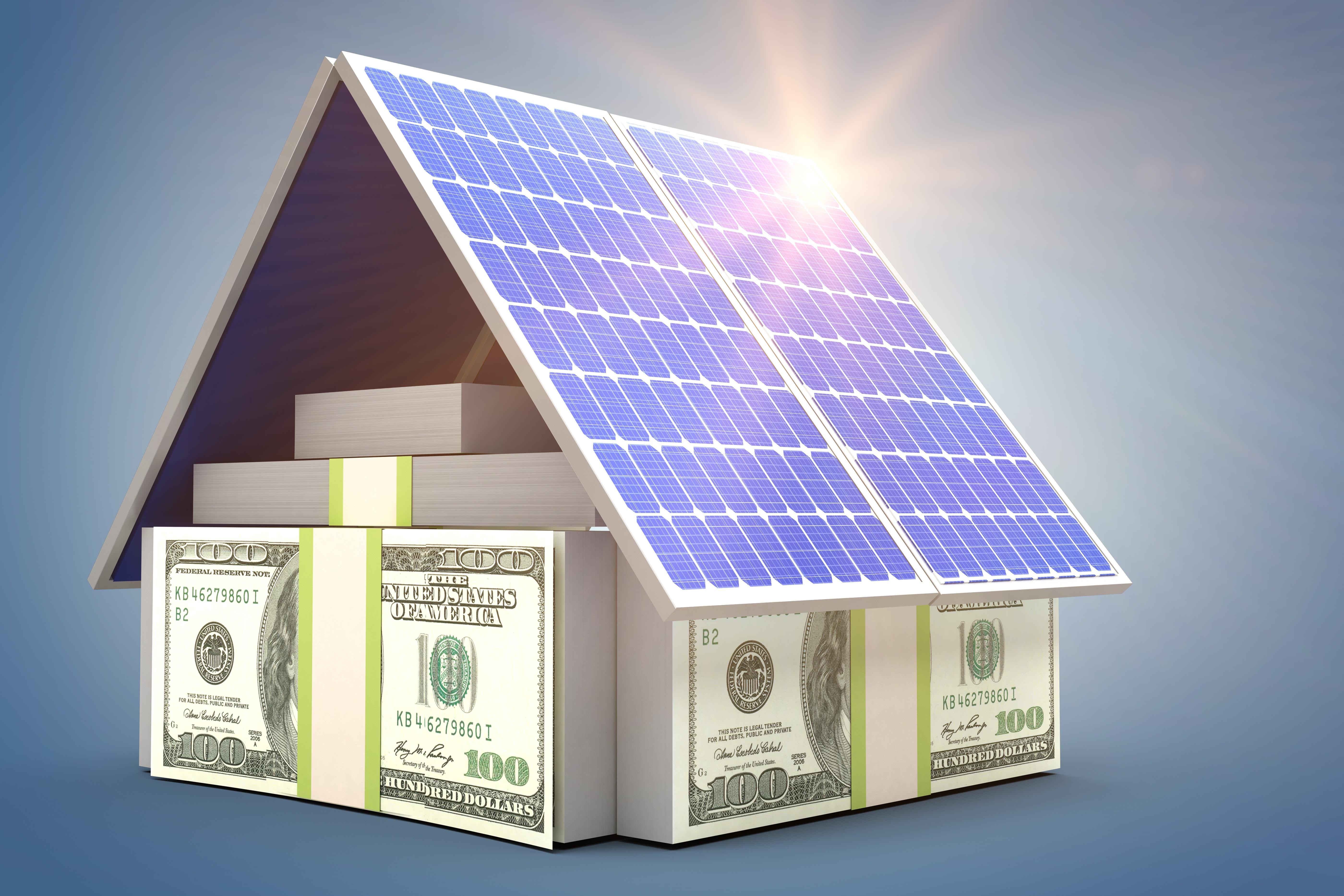 Saving With Solar Image