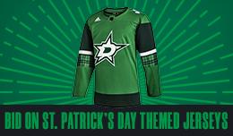 St. Patrick's Day Jerseys
