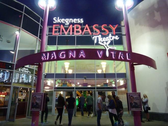 Embassy Theatre, Skegness