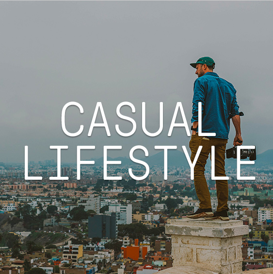CASUAL LIFESTYLE