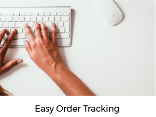 Easy Order Tracking